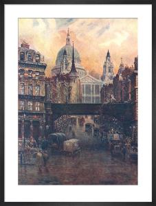 St Pauls,1918 by W W Collins