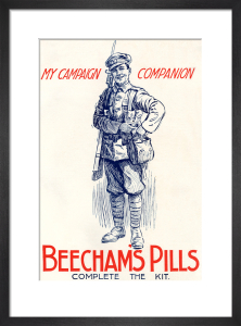 Beecham's Pills, 1916 by Anonymous