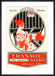 Erasmic Soap, 1918 by Anonymous