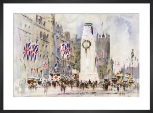 The Cenotaph, 1919 by William Walcott
