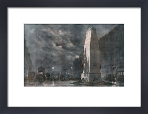 The Cenotaph, 1920 by Cecil King