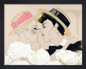 Secret Kiss by Anne Zielinski-Old