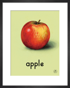 apple by Ladybird Books'