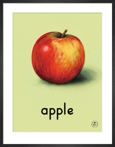 apple by Ladybird Books'