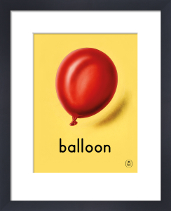 balloon by Ladybird Books'
