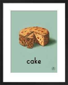 cake by Ladybird Books'