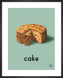 cake by Ladybird Books'