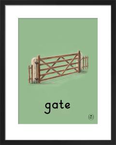 gate by Ladybird Books'