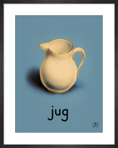 jug by Ladybird Books'
