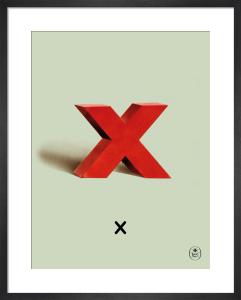 x by Ladybird Books'