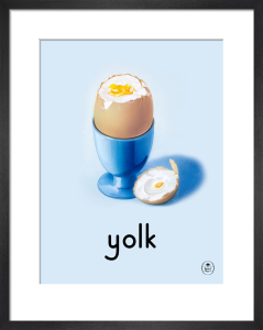 yolk by Ladybird Books'