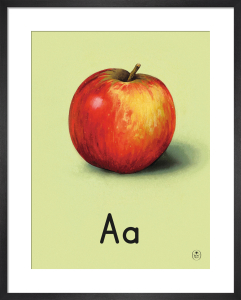 A is for apple by Ladybird Books'
