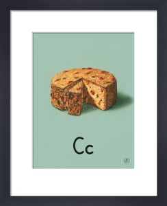 C is for cake by Ladybird Books'