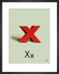 X is for x by Ladybird Books'
