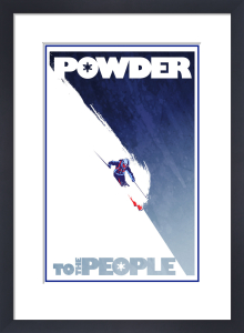Powder to the People by Sassan Filsoof