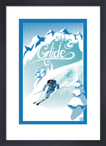 Slide and Glide by Sassan Filsoof
