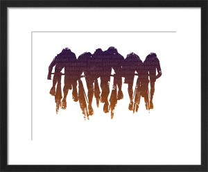 Sprinters by Sassan Filsoof