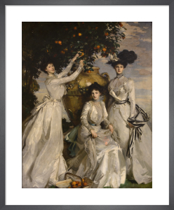 The Acheson Sisters, 1902 by John Singer Sargent