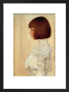 Portrait of Helene Klimt, 1898 by Gustav Klimt