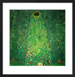 Sunflower, 1907 by Gustav Klimt