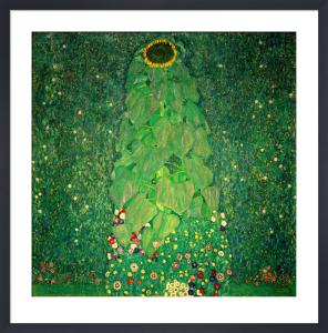 Sunflower, 1907 by Gustav Klimt