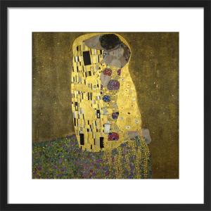 The Kiss, 1908 by Gustav Klimt