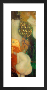 Goldfish, 1901-02 by Gustav Klimt