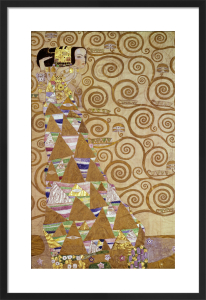 Anticipation, 1905-09 by Gustav Klimt