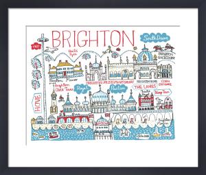 Brighton by Julia Gash
