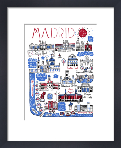 Madrid by Julia Gash