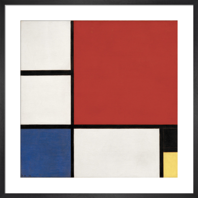 Composition II, 1929 by Piet Mondrian