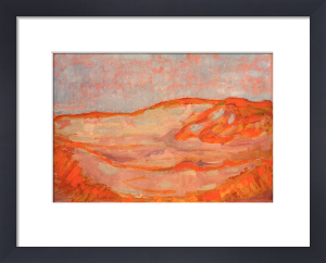 Dune IV, 1909 by Piet Mondrian