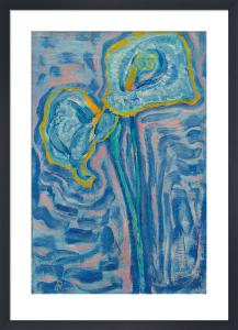 Arum, 1909-10 by Piet Mondrian