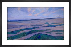 Dune Landscape, 1911 by Piet Mondrian