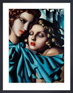 The Girls by Tamara de Lempicka