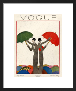 Vogue, Early April 1924 by Harriet Meserole