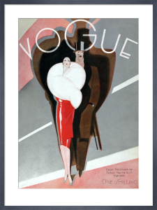 Vogue, Early November 1926 by Guillermo Bolin