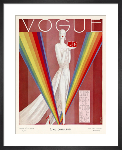 Vogue Early September 1926 by Eduardo Benito