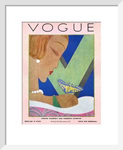Vogue February 8th 1928 by Eduardo Benito
