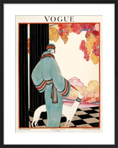 Vogue, Late October 1922 by Helen Dryden