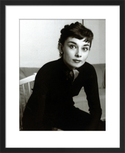 Audrey Hepburn, 1954 by Mirrorpix