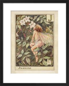 Jasmine Fairy by Cicely Mary Barker