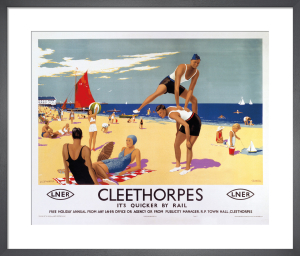 Cleethorpes: Its Quicker by Rail by Greig