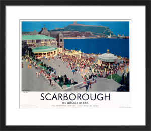 Scarborough by Fred Taylor