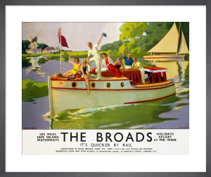 The Broads by A C Michael