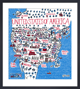 USA by Julia Gash
