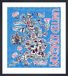 United Kingdom by Julia Gash