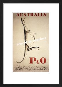 Kangaroo by Dai Morgan