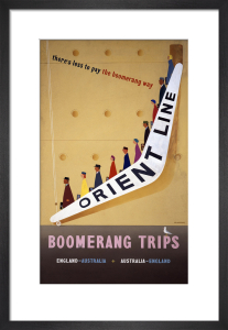 Boomerang by John Bainbridge