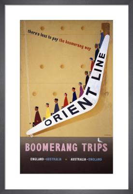 Boomerang by John Bainbridge